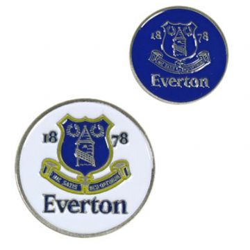 Everton Golf Ball Marker